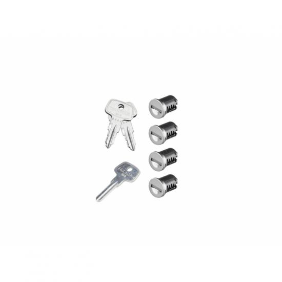 SKS Lock Core Set 4
