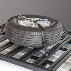 Platform Spare Wheel Restraint
